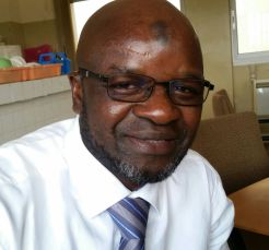 Alphonse TIOMWIN - Financial Secretary of the Foundation